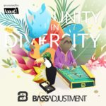 Bass Adjustment - Unity in Diversity mixed by Jon Rezin
