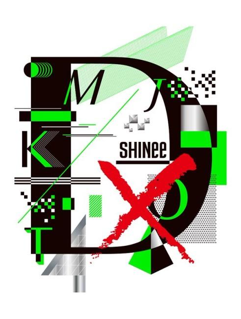SHINee DxDxD mixed by Jon Rezin