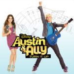 Austin and Ally - Superhero vocal production by Jon Rezin