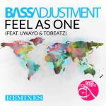 Bass Adjustment - Feel As One - Mixed by Jon Rezin